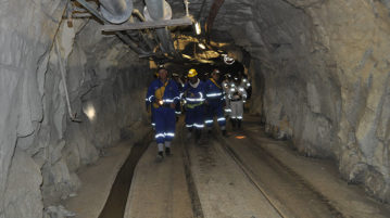 Cullinan Diamond Underground Mine Tour