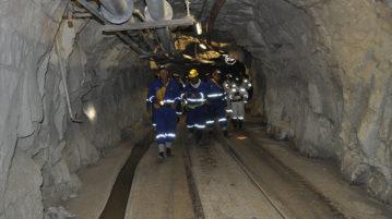 Cullinan Diamond Underground Mine Tour