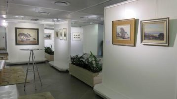 Sanlam Art Lounge