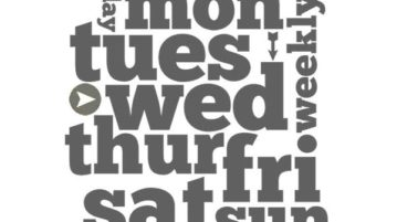Weekly Events in Joburg