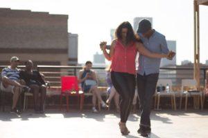 rooftop salsa