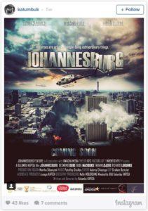 Johannesburg Movie