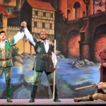 Review: Robin Hood & the Babes in the Wood
