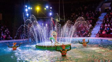 Splash The Water Circus
