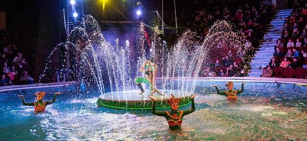 Splash! – The Water Circus