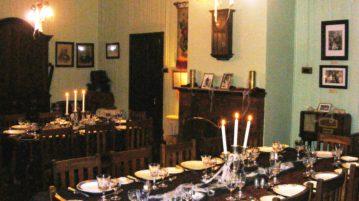 Mystery Ghost Dinner