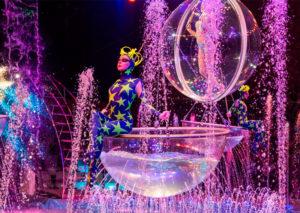 splash the water circus