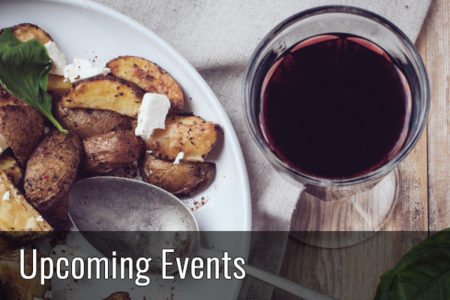 Food and Wine Upcoming Events
