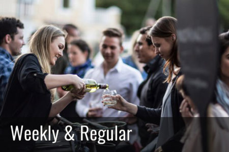 Food and Wine Weekly and Regular Events