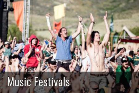 Bands & Nightlife Music Festivals