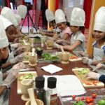Bright Young Chefs Holiday Programme