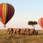Hot Air Balloon Safari Package