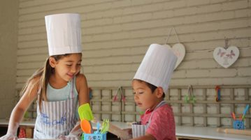 bright young chefs