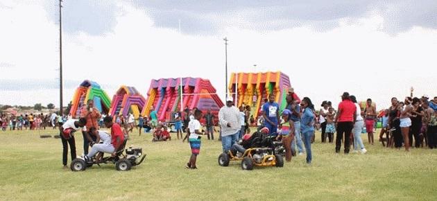 Kidoworld Kids Carnival Picnic