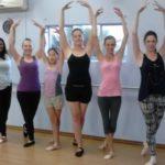Ballet Ladies
