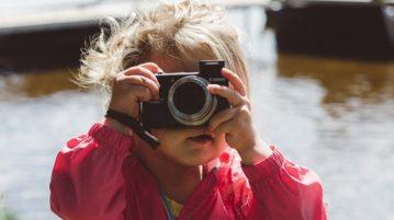 kiddies photo walk
