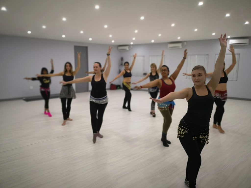 The Belly Dance Academy