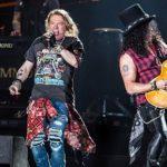 Guns N' Roses Live in SA
