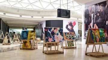 Mall of Africa Art Collective