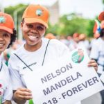 Walk for Mandela Legacy