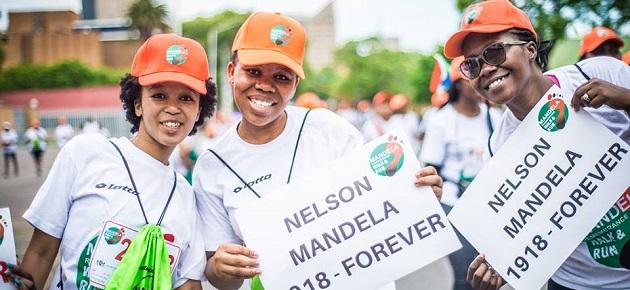 Walk for Mandela Legacy
