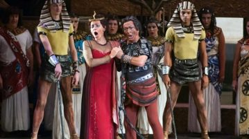 Aida Abridged