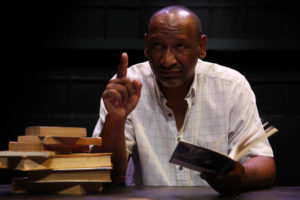 Van Wyk the Storyteller of Riverlea Market Theatre