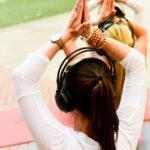 Silent Yoga Wellness Experience