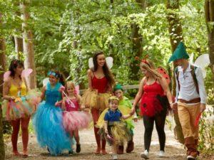 Fairy Autumn Festival