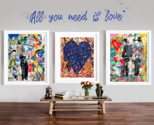 All You Need is Love Exhibition