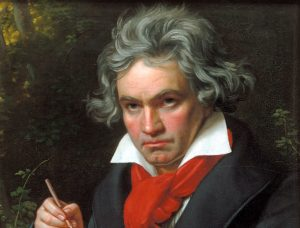 BRING ON THE BEETHOVEN