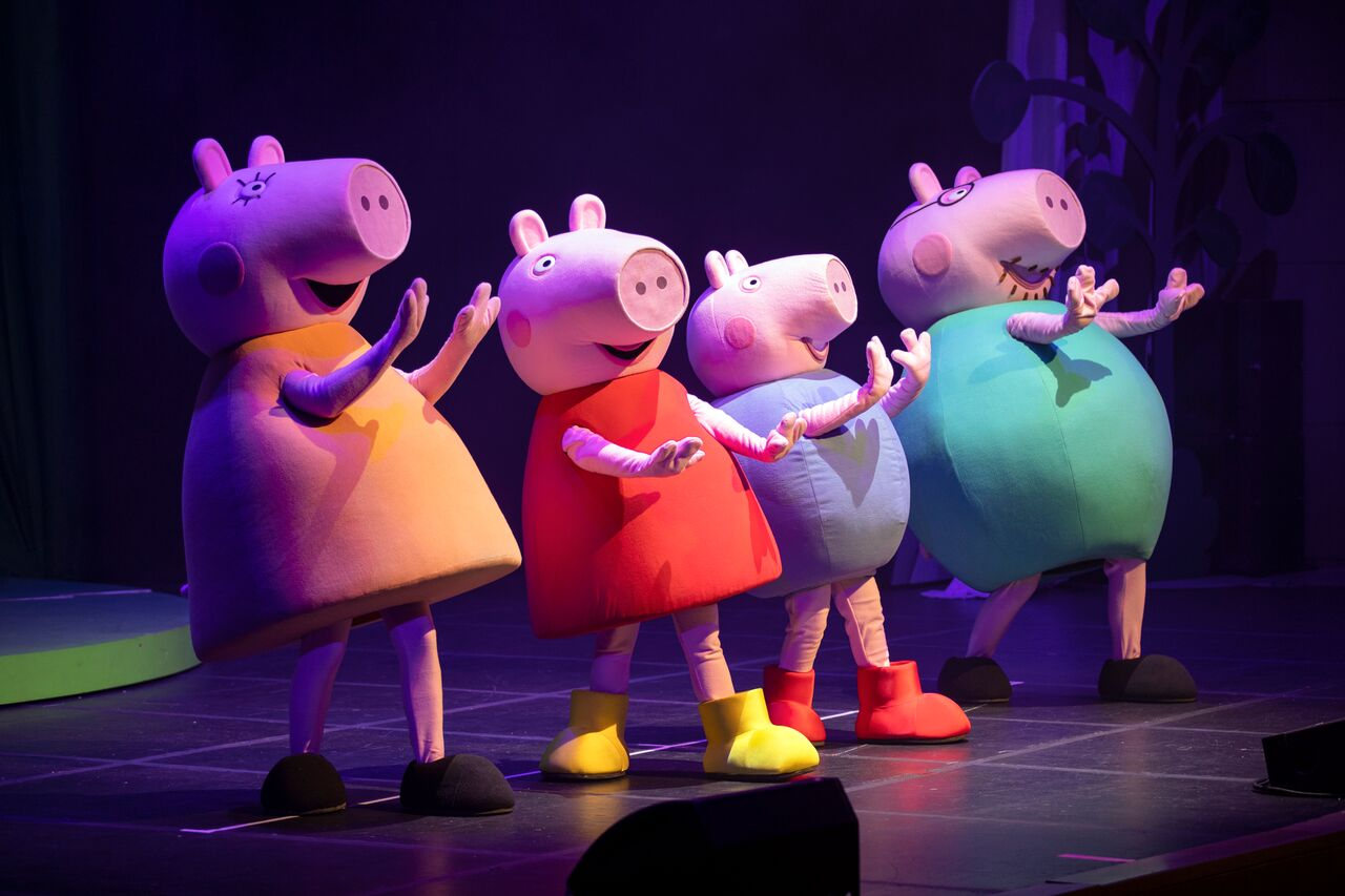 Peppa Pig Live In Sa What S On In Joburg