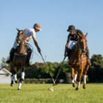 Argentina vs South Africa in International Polo match