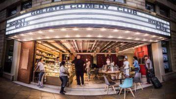 goliath comedy club