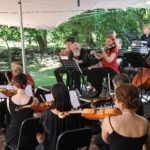 Symphony In The Garden Concert
