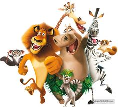 Madagascar The Musical Adventure Jr