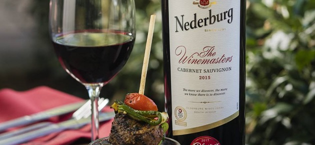 Summer Place and Nederburg Food and Wine Pairing