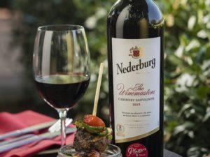 nederburg wine pairing