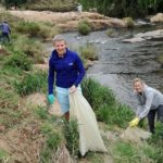 The Braamfontein Spruit Cleanup