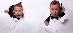 Worbey and Farrell in Rhapsody