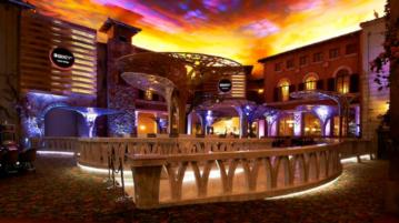 Montecasino's 3SIXTY Liquid Lounge