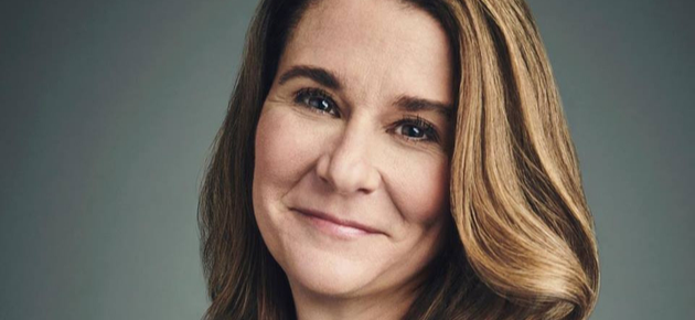 In Conversation with Melinda Gates