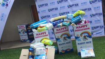 Nappy Fun Run
