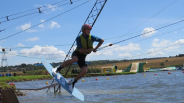 Boatless Wakeboarding | Stokecity Adventurepark