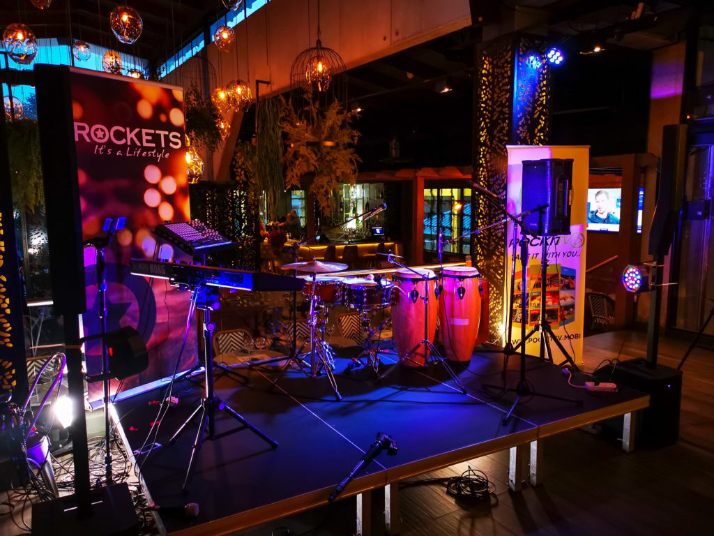 Afrocoustics at Rockets Bryanston