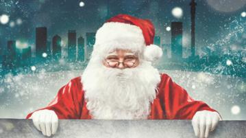 Santa Claus Coming To Town