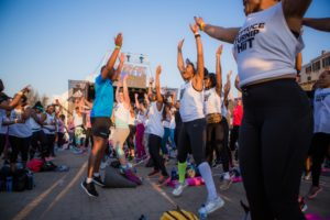 Women's Health Ministry Fitness