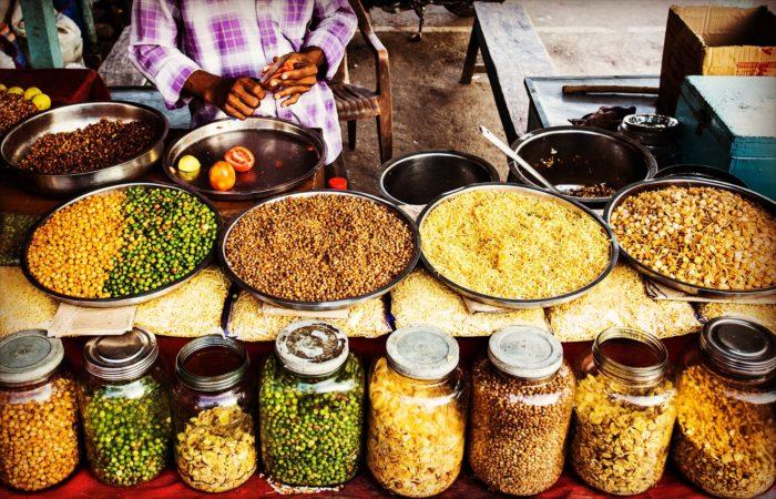 halaal night market