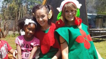 Sylvia's Christmas Market Under Stars
