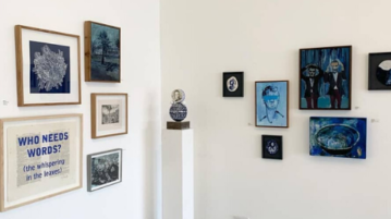 David Krut Projects Kind of Blue Exhibition